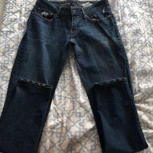 Women jeans Levi's bold curve skinny 29x34